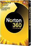 Norton 360 5.0 1-User/3PCs [Old Version]