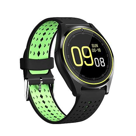 ZLOPV Pulsera Activa Bluetooth Smart Watch Smartwatch Sport ...
