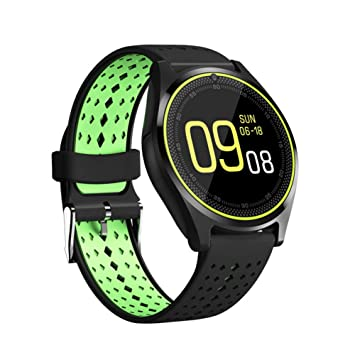ZLOPV Pulsera Activa Bluetooth Smart Watch Smartwatch Sport ...