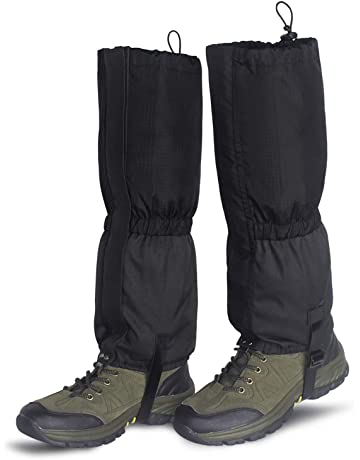 Unigear Leg Gaiters Waterproof Boot Gaiters with Zipper for Hiking Hunting  Climbing Snowing for Men and 8826070ef0