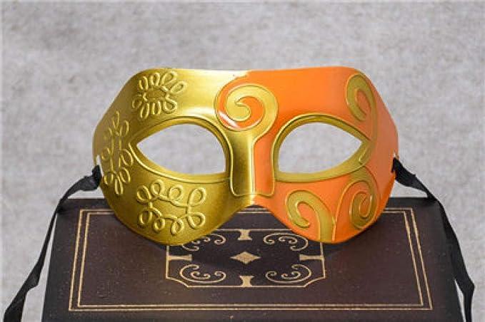 SHALU moda máscara romana hombres y mujeres veneciano traje fiesta ...