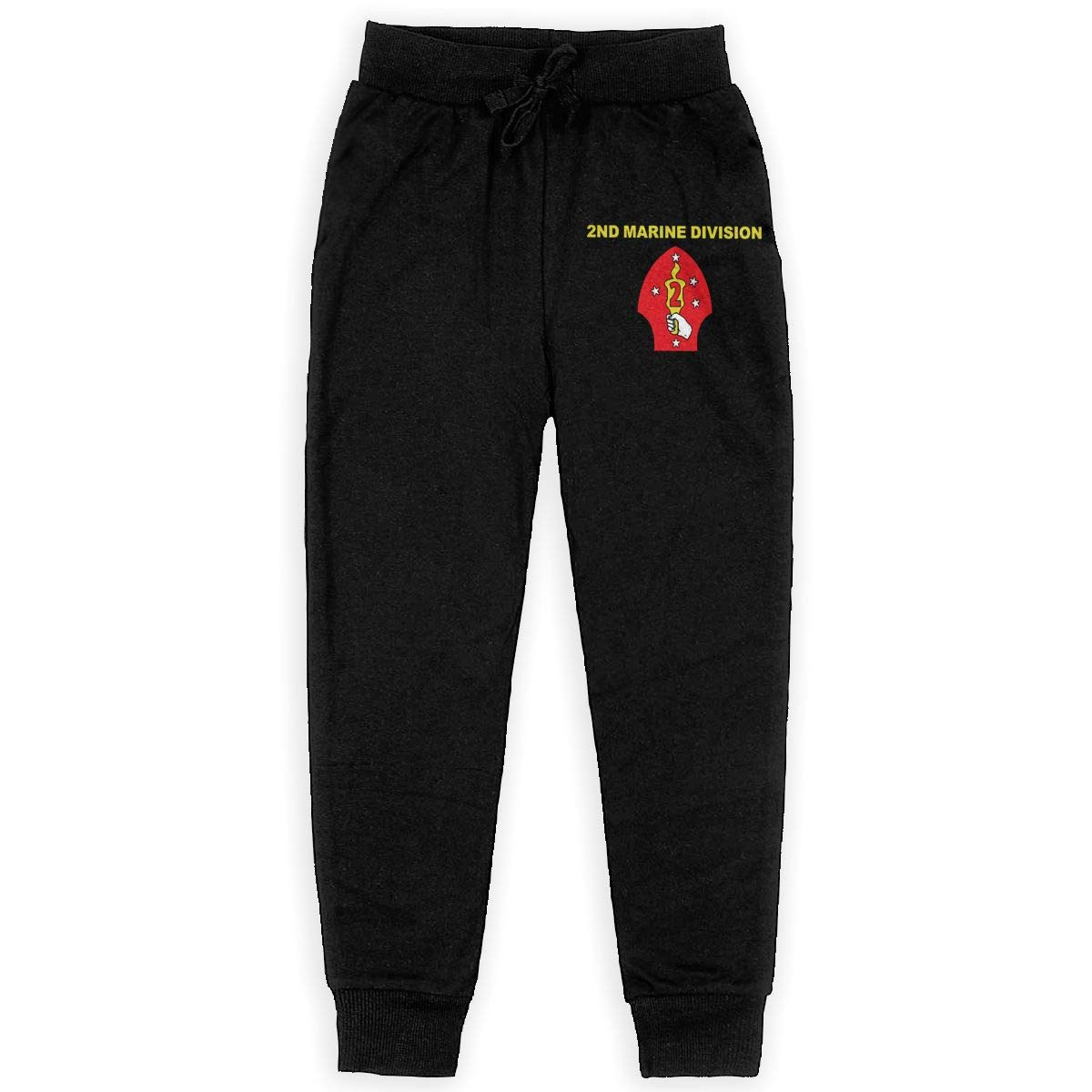 Po0owkw2op US Marine Corps 2nd Marine Division Boys Long Pants