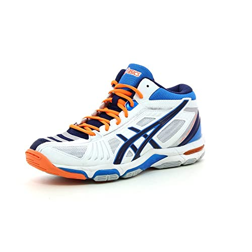 Asics Gel Volley Elite 2 MT B300N-0150 Mens White Shoes