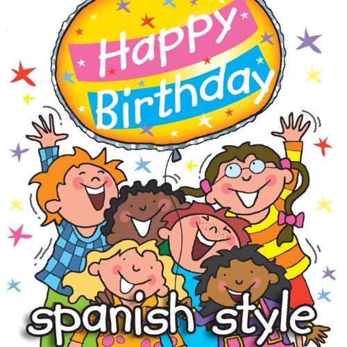 Spanish Music Style By Kidzone On Amazon