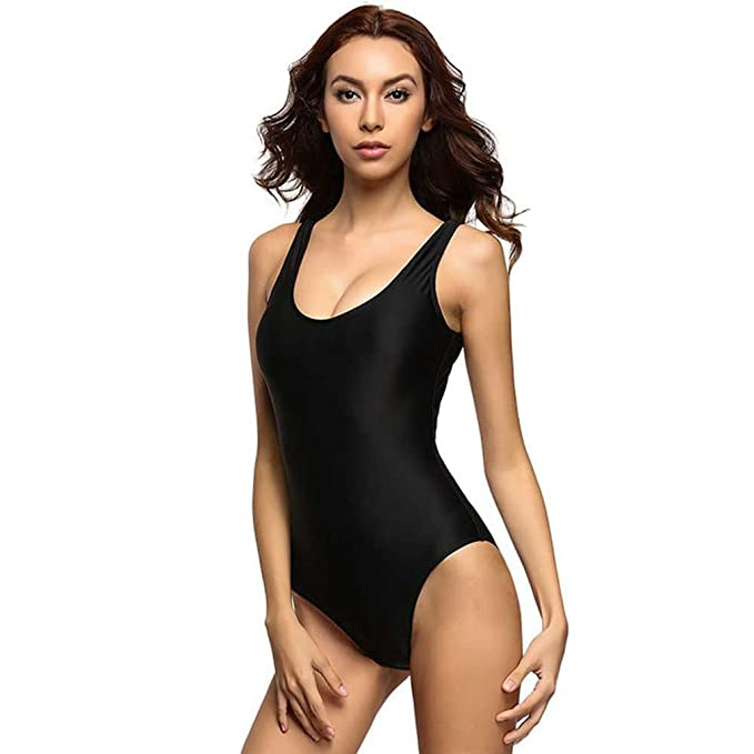 5edea7cf93 S-3XL Bather 2018 Large Size Plus Size Swimsuit Female One Piece Swimwear  Women Monokini