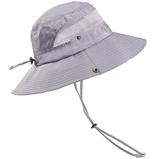 e9c9e51d8 Amazon.com: Sun Hat for Men/Women, Fishing Hat with UPF 50+ UV ...