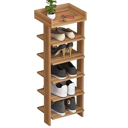 Attirant DWu0026HX Closet Shoes,Doorway Shoe Rack [multilayer] Household Shoe Cabinet  Multifunction Corner Shoe