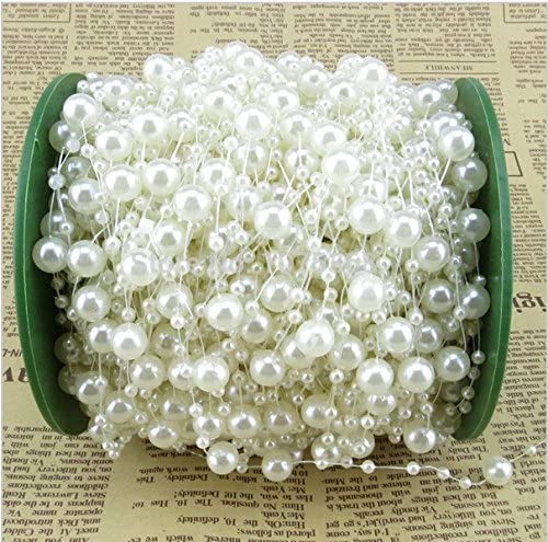 200 Pieces Flower Petal Bead Crafts Wedding Party Jewelry Clothing Accessory