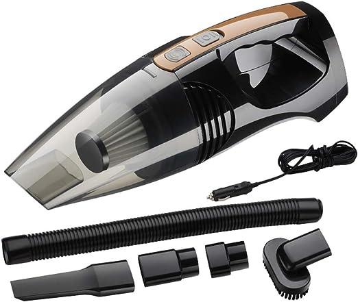 CYX-vacuum cleaner Aspirador de Mano para automóvil, Aspirador ...
