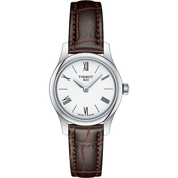 Tissot TISSOT TRADITION T063.009.16.018.00 Reloj de Pulsera para mujeres