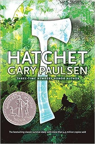 Cover of Hatchet by Gary Paulsen