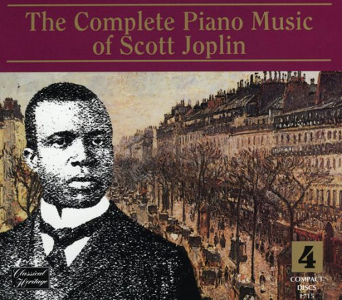 The Complete Piano Music of Scott Joplin by Classical Heritage