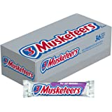 3 MUSKETEERS Chocolate Singles Size Candy Bars 1.92-Ounce Bar 36-Count Box