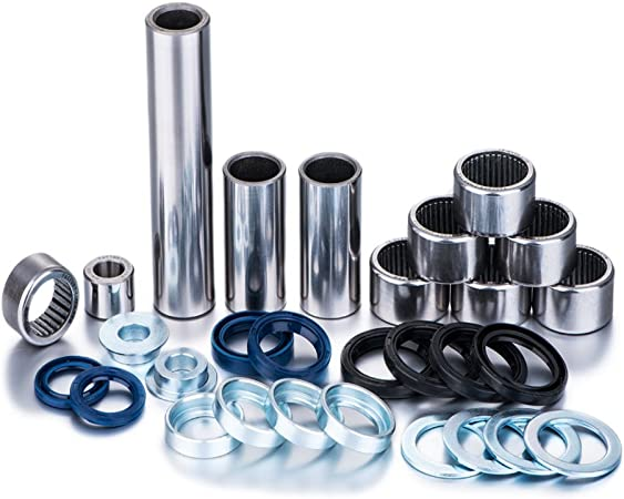Factory-Links YZ FX YZ F Lower Shock Absorber Bearing Kits Replacement for Yamaha: WR F YZ X YZ