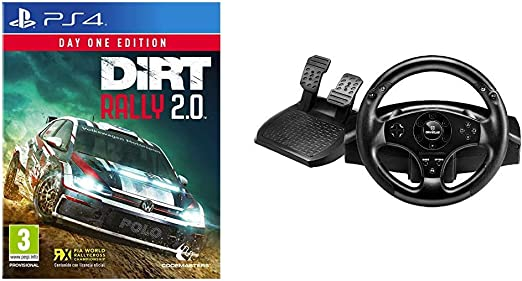 Codemasters - Dirt Rally 2.0 Day One Edition (PlayStation 4) + ...