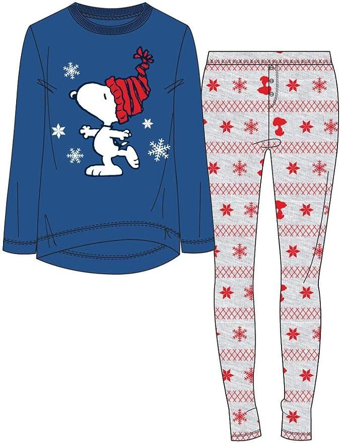 Snoopy Damen Schlafanzug