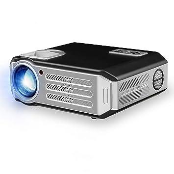 BMG Proyector LED Android, Proyector De Cine En Casa HD 1080P 3500 ...
