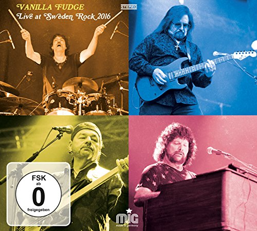 Vanilla Fudge - Live At Sweden Rock 2016