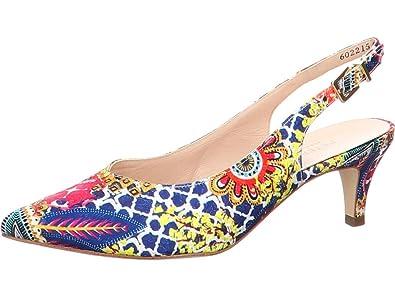 hot sales 28485 d637f Peter Kaiser Damen Slingpumps Christella: Amazon.de: Schuhe ...
