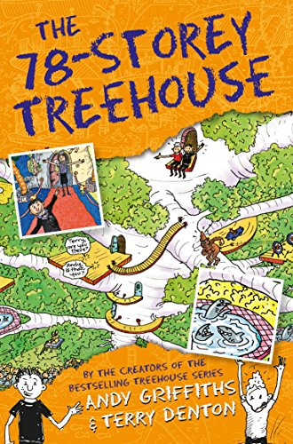 39 story treehouse - 7