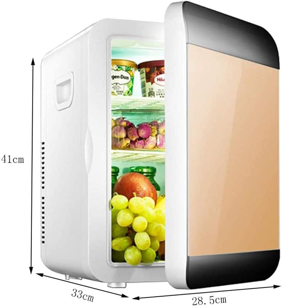 Liberty 20L de Doble núcleo Coche de refrigerador del Coche ...