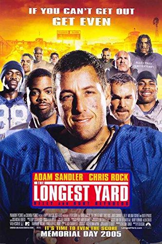 The Longest Yard Poster Movie B 27x40 (Longest Yard Poster)