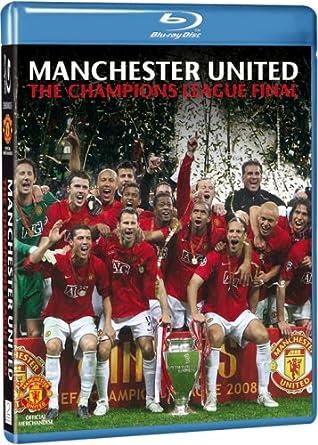 Manchester United Champions League Final Blu Ray Region
