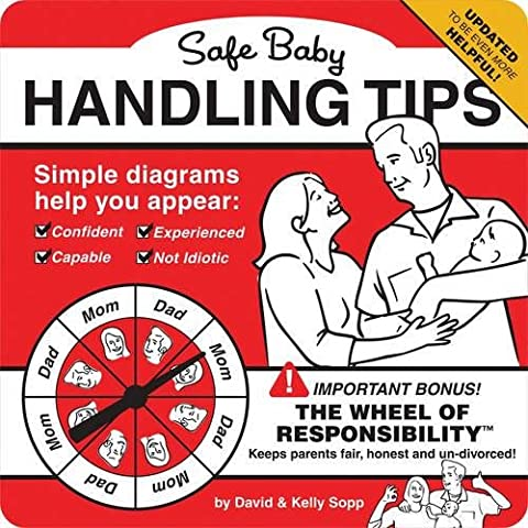 Safe Baby Handling Tips (Comedy Tips)