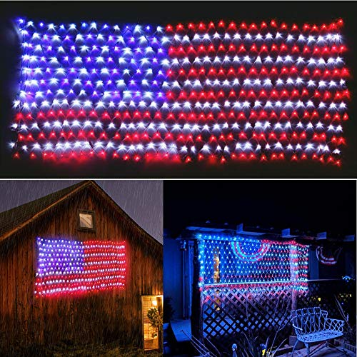 Us Flag Led Lights in US - 2