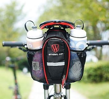 Bolsa West Biking con arnés para tija o sillín de bicicleta, buen ...