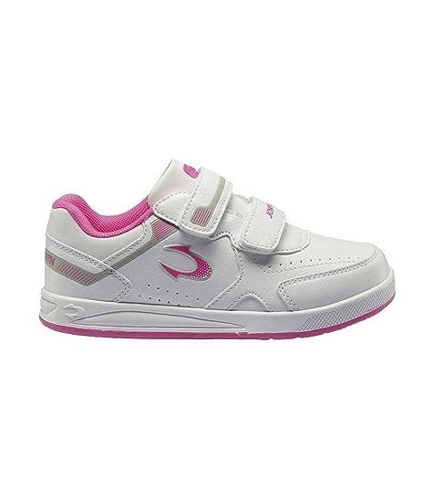 Zapatillas John Smith Cetervel Blanco/Fucsia, Talla - 23: Amazon.es: Zapatos y complementos