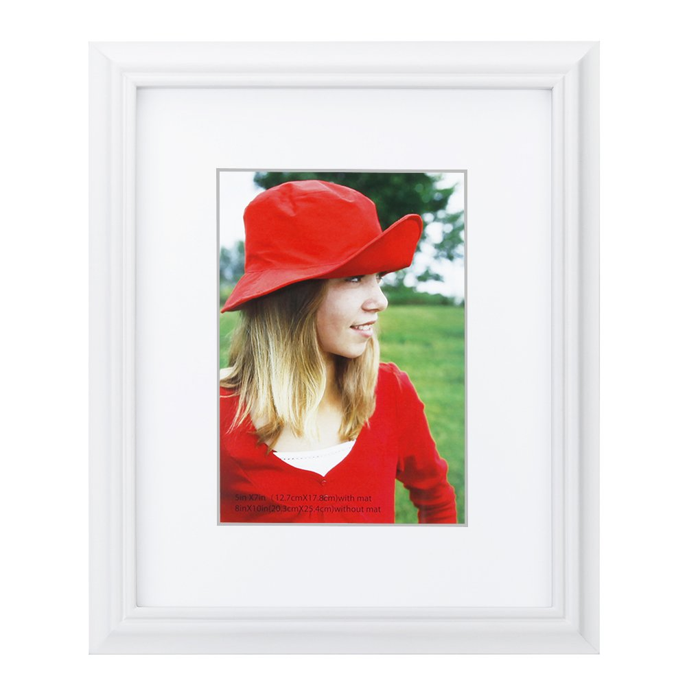 RPJC 8x10 Picture Frames Made of Solid Wood and