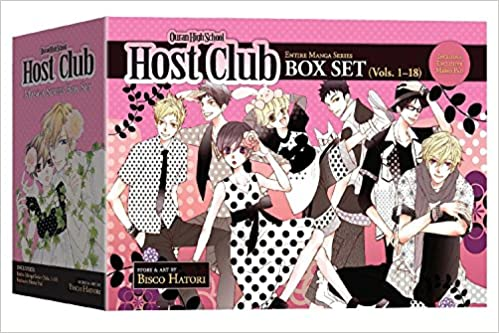 Image result for ouran highschool host club books