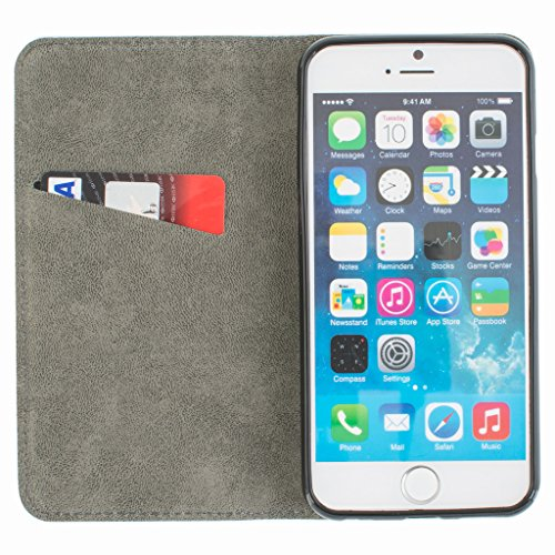 Quality Style Apple iphone 6 Case cover, Apple iPhone 6 White Designer Style Wallet Case Cover
