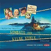 Wombats und wilde Kerle (Die Karlsson-Kinder 2) | Katarina Mazetti