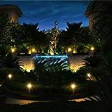 Solar Pond Lights, Solar Spotlight with 6 LED