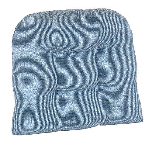 Klear Vu Saturn Wicker Chair Pad, Wedge