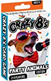 Fun a Ton Crazy 8's Card Game for Kids - The Game of Crazy 80s Kids Game Toy - Colorful Design - Great for Children Ages…