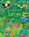 First Sticker Book Jungle (First Sticker Books)