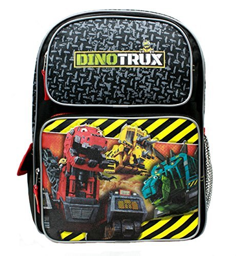 DinoTrux Large 16 Inches Backpack  85099 by FAB