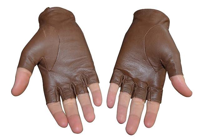 Paire de Mitaines en cuir d agneau gants Femme 6 couleurs  Amazon.fr   Vêtements et accessoires 7f318acda71