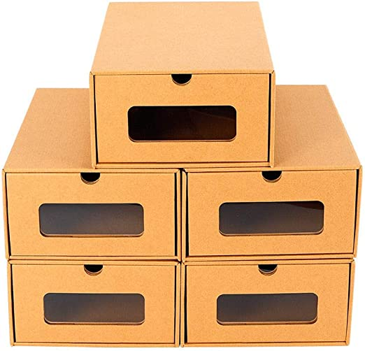 YIYIBY - Juego de Cajas de Almacenamiento para Zapatos, 10 ...