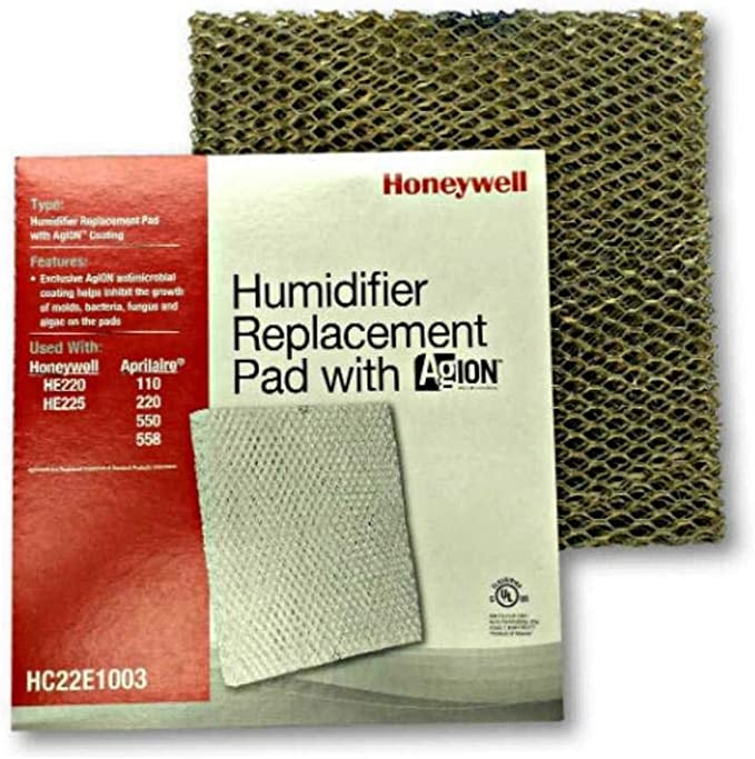 Honeywell HC22E1003 Replacement Whole House Humidifier Pad Replacement Whole House Humidifier Pad (2 Pack)