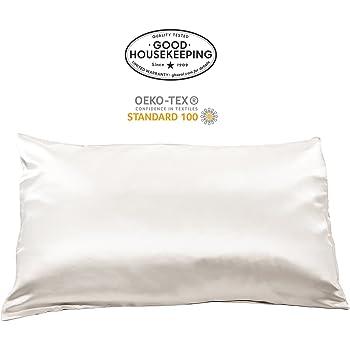 Amazon Com Fishers Finery 19mm 100 Pure Silk Pillowcase