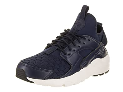 b4385e51f212c Nike Men s Air Huarache Run Ultra SE Obsidian Neutral Indigo Sail Running  Shoe 8.5