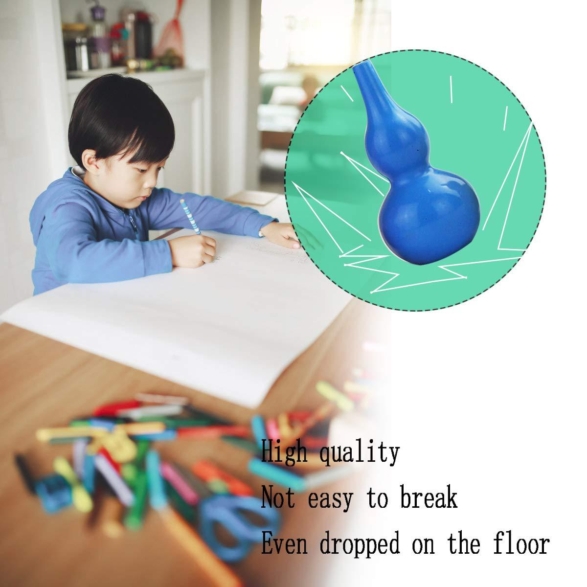 Kleinkinder Wachsmalstifte Handflächengriff Wachsmalstifte, 12 Farben Zeichenstift Wachsmalstifte Stapelbares Spielzeug für Kleinkinder und Kinder, Sicher und Nicht toxisch