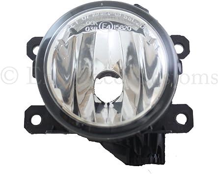 FIAT PUNTO EVO 2010 – 2012 luce fendinebbia anteriore lato