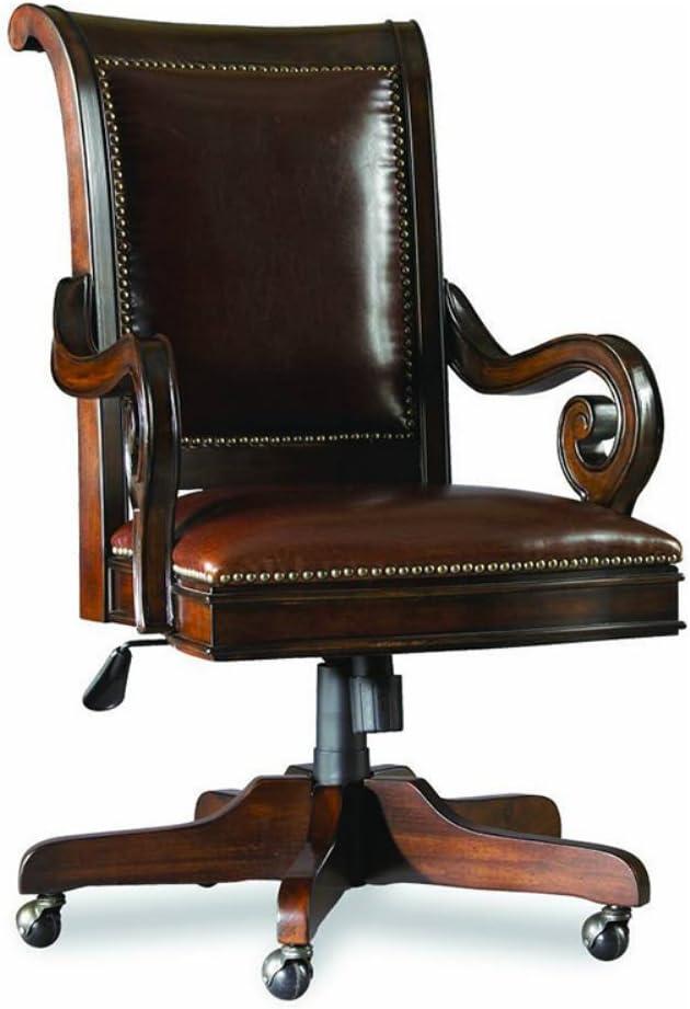 Hooker Furniture European Renaissance II Tilt Swivel Office Chair