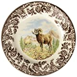 Spode 1597075 Woodland Bighorn Sheep Salad Plate