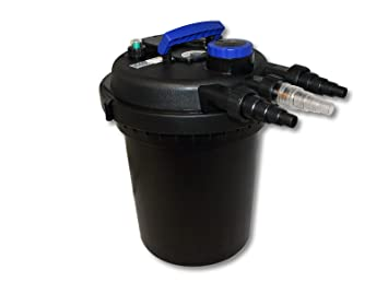 Sunsun CPF-250 Filtre de bassin à pression avec UV 11W jusqu\'à ...
